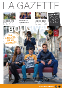 Couverture de la gazette n°36
